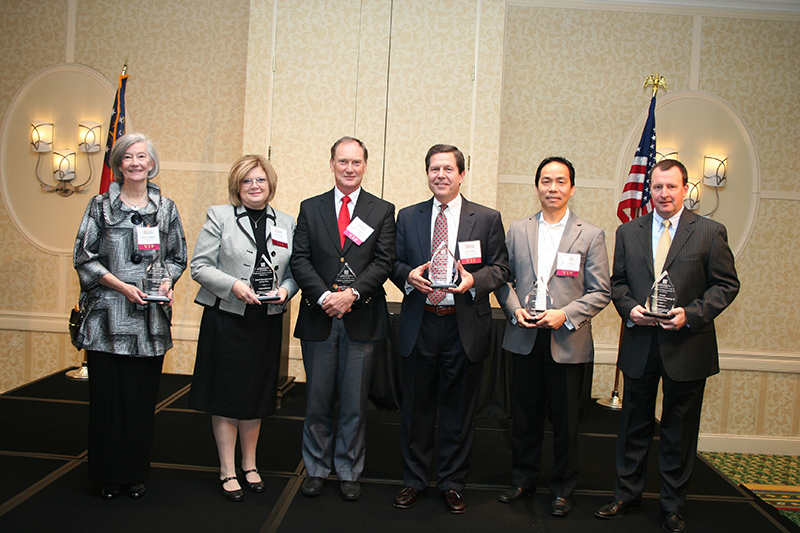 Photos from Partnership Gwinnett's 2014 Movers & Makers Awards