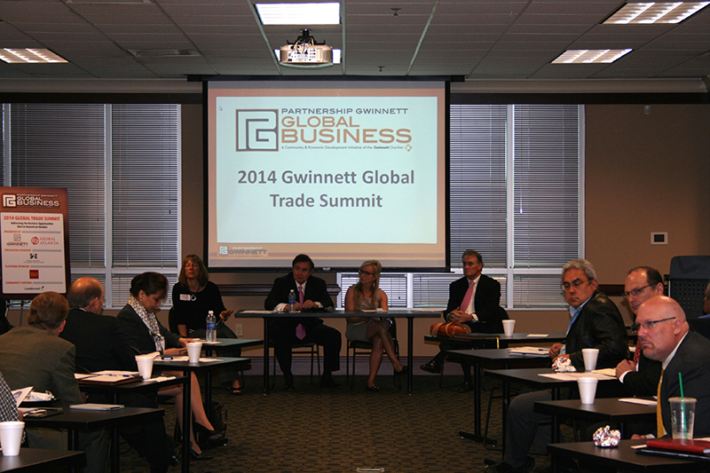 2014 Global Trade Summit: Addressing the Business Opportunities That Lie Beyond Our Borders