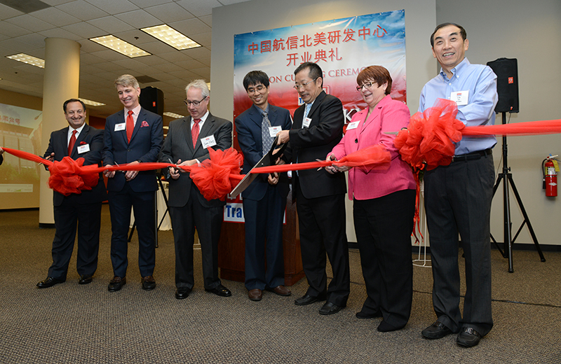 Photos From TravelSky Grand Opening & Ribbon Cutting