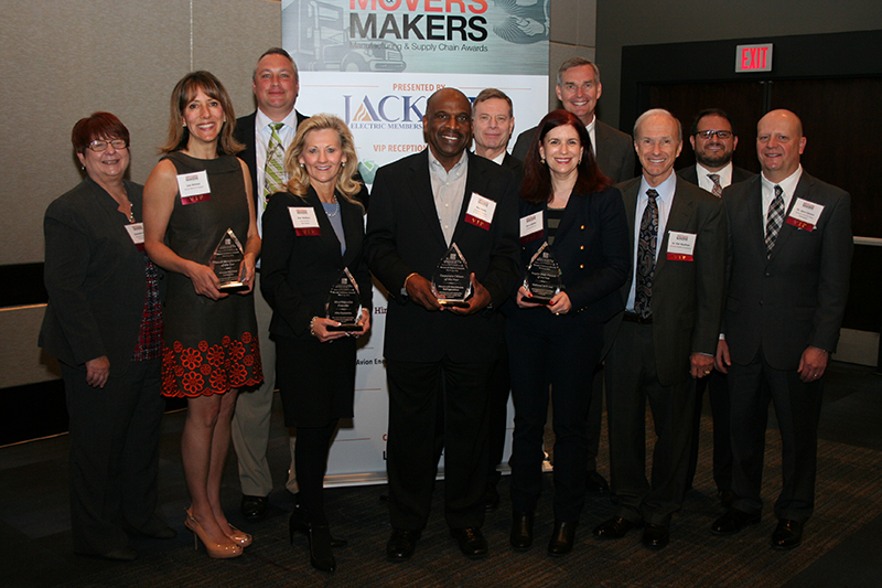 Photos from 2015 Movers & Makers Awards