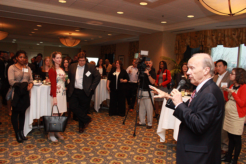 Gwinnett Companies Welcomed at Annual New Company Reception
