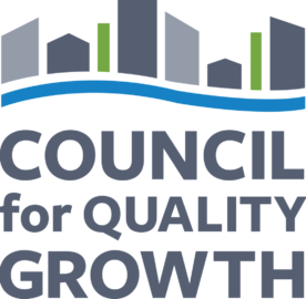 Council for Quality Growth Logo
