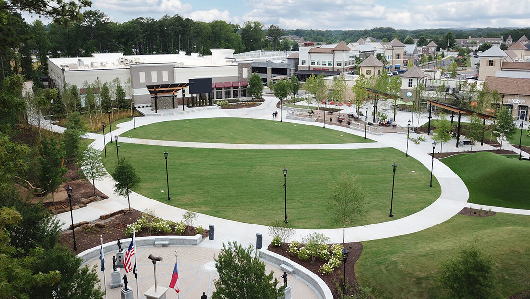 Peachtree Corners Town Center