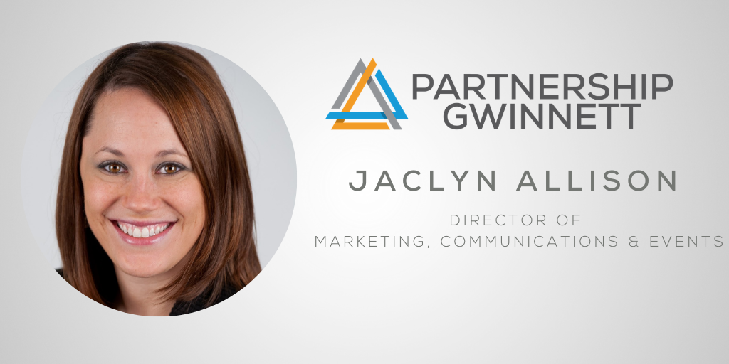 Partnership Gwinnett names new Director of Marketing, Communications, and Events